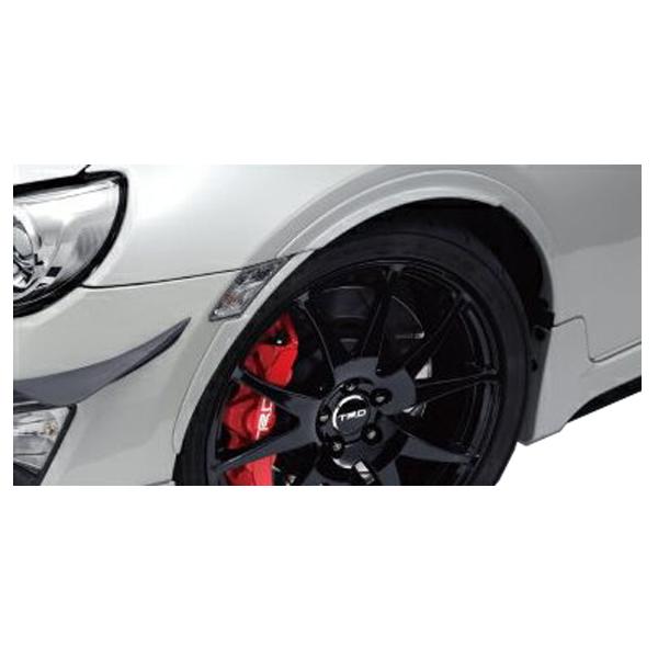 TRD 豐田 86 (ZN6) 擋泥板擴展顏色