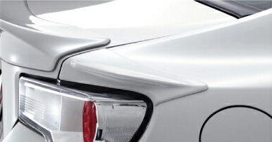 TRD トヨタ86(ZN6) リヤサイドスポイラー 全5色 【toyota 86】【エアロ】 【toyota】 【トヨタ】 【TRD】