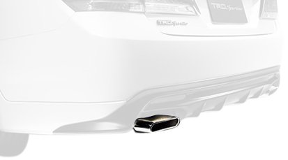 ハイレスポンスマフラーVer.S クラウンアスリート(ガソリンの2WD車)(12.12~) TRD/toyota/トヨタ/マフラー【TRD】 (代引不可)