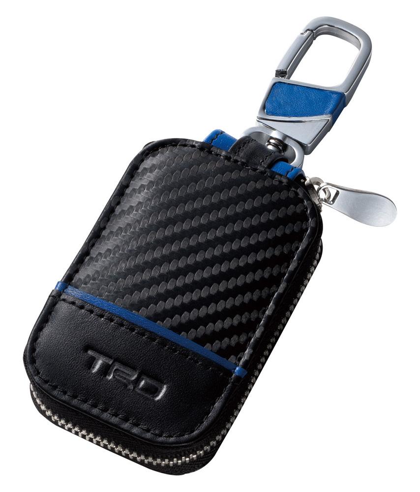 Autoparts els rakuten global market trd carbon smart key case trd carbon smart key case carbon keycase sciox Images