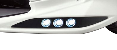 TRD プリウス(ZVW30) LEDデイタイム ランニングランプセット【エアロ】 【toyota】 【トヨタ】 【TRD】