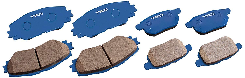 TRD プリウス(ZVW30) ブレーキパッド