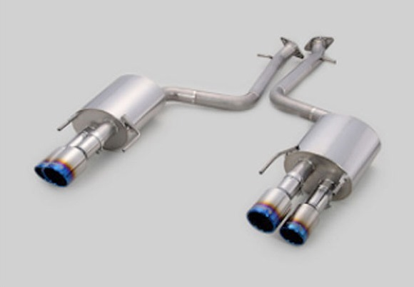 All Titanium Exhaust System Tom's Barrel Toms For Lexus Gs F Url10: All About Exhaust Systems At Woreks.co