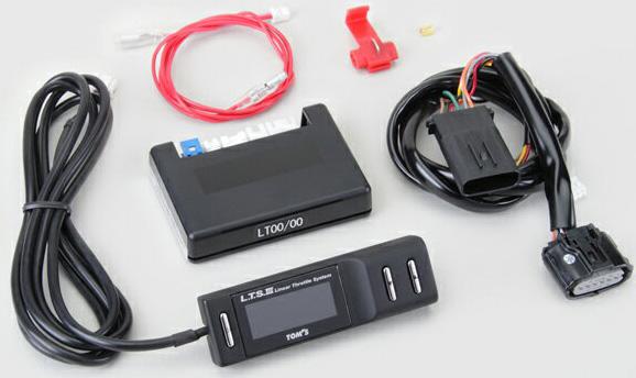 スロットルコントローラ TOMS(トムス) 電子スロットルL.T.S.III
