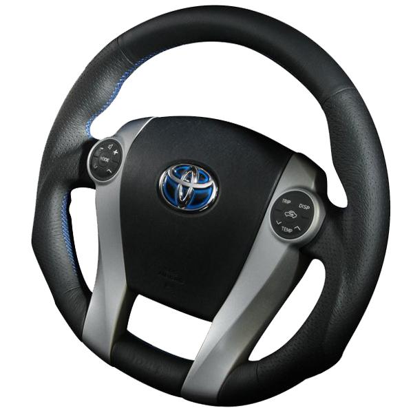 Autoparts Els Tom S For The Steering Leather Toyota Prius Aqua Rakuten Global Market