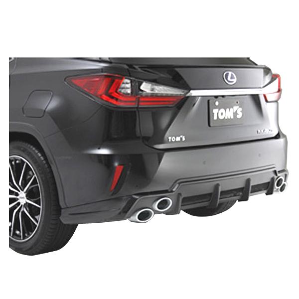 LEXUS RX450h (GYL2#W)/200t(AGL2#) リヤアンダースポイラー素地 TOYOTA/トヨタ/エアロ 【TOMS トムス】 (代引不可)