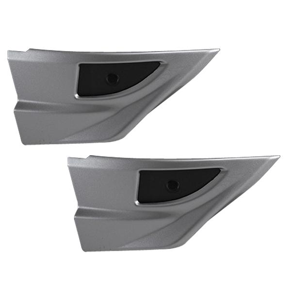 C-HR(ZYX10/NGX50)用 リアバンパーフィン 塗装済 TOMS(トムス)