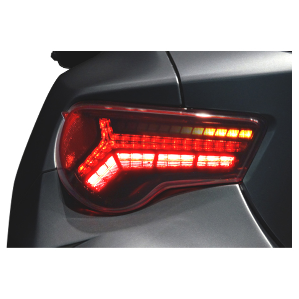 86(ZN6)用 LEDテールランプ シーケンシャル TOMS(トムス)