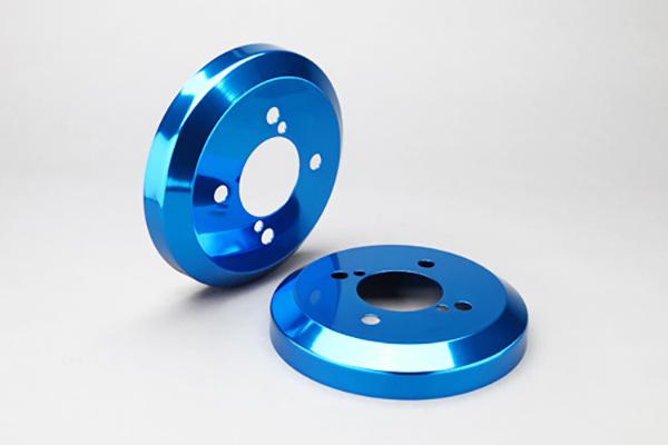 ドラムカバー IQ EV(KPJ10)アクア(NHP10)カローラフィールダー(NZE/ZRE/NKE)スペイド(NCP/NSP)ラクティス(NCP10#/SCP100) リヤ用 ブルー mars(マーズ)