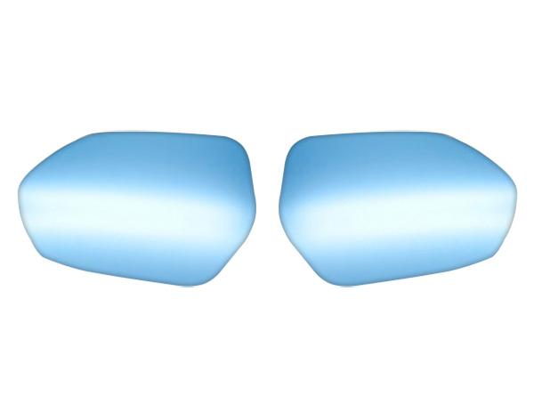 供豐田掠奪者(AVU65/ZSU60/65)使用的門鏡藍色透鏡