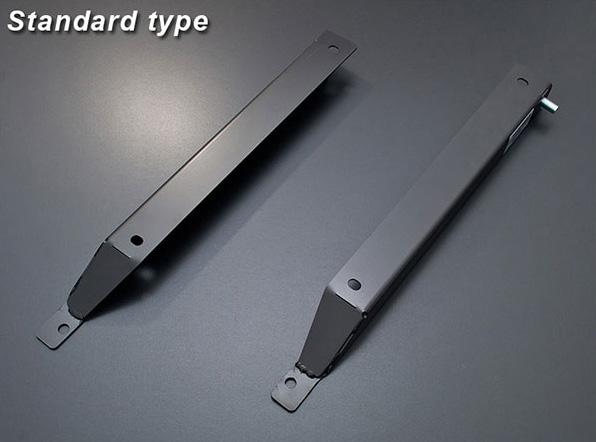 【G'BASE】 アルトワークス 純正レカロ用 ローポジションアダプター スタンダードタイプ 左右共通品(1座席分)
