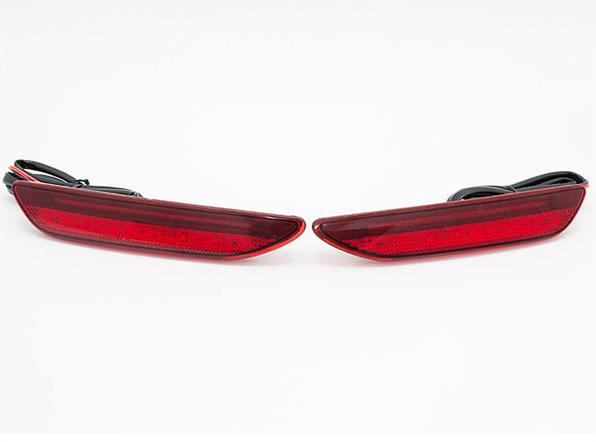 トヨタ 新型シエンタ 170系 リアリフレクター LED+チューブ 【ビーナス】