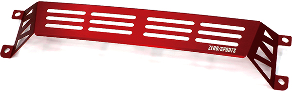 WRX STI(VAB)用 インナーダクトサポーター レッド ZERO SPORTS(ゼロスポーツ)