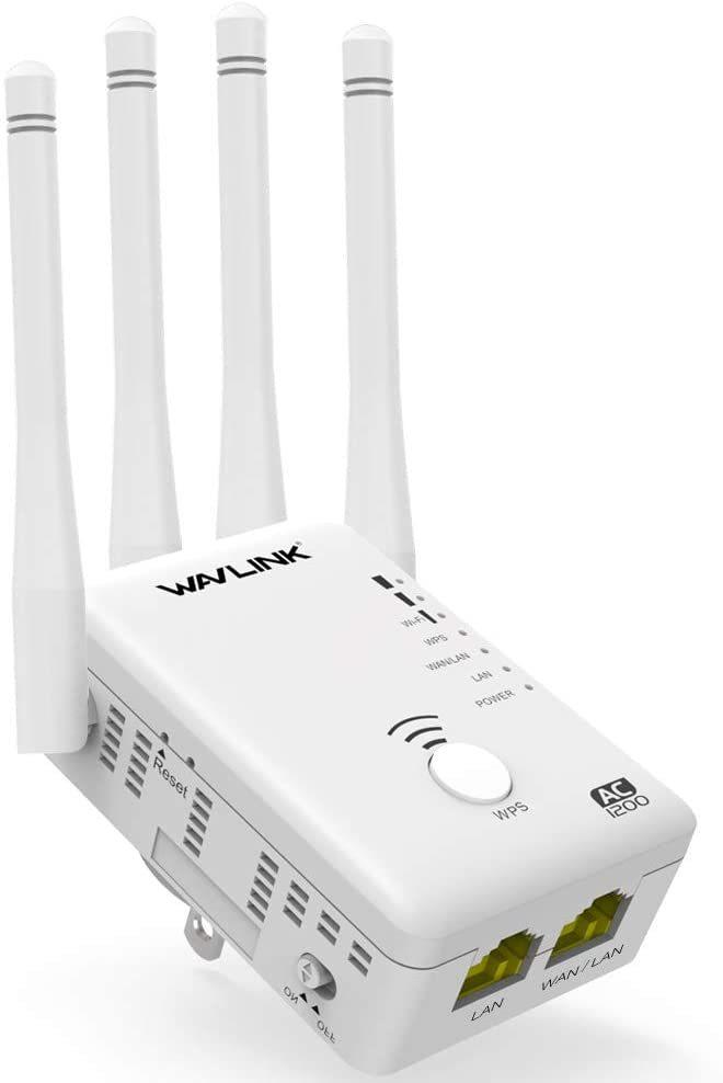 Wifi 中継 器 設定