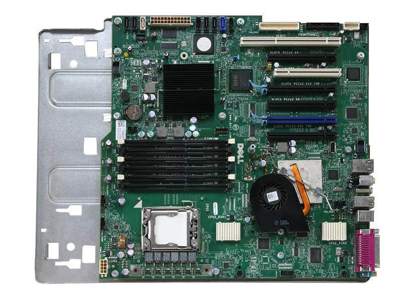 0M1GJ6 DELL Precision T7500用 マザーボード Intel 5520 Chipset/LGA1366【中古】【送料無料セール中! (大型商品は対象外)】