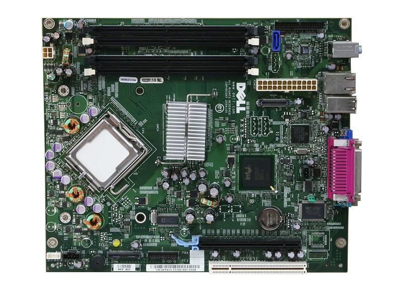 0PY423 DELL OptiPlex GX620 SFF用 マザーボード Intel 945G Express/LGA775【中古】【送料無料セール中! (大型商品は対象外)】