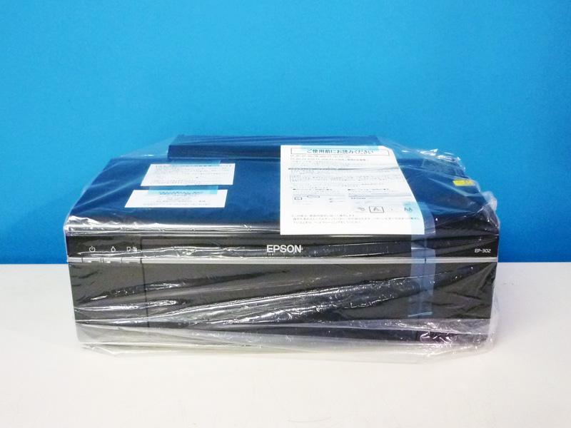 EP-302 EPSON A4インクジェットプリンター メーカー整備品【中古】【送料無料セール中! (大型商品は対象外)】