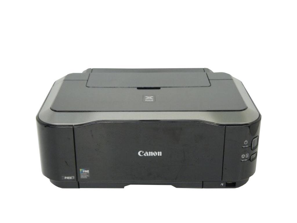 【BCI-325/326インク対応】PiXUS iP4830 Canon A4インクジェットプリンタ 高品位フォトモデル【中古】【送料無料セール中! (大型商品は対象外)】