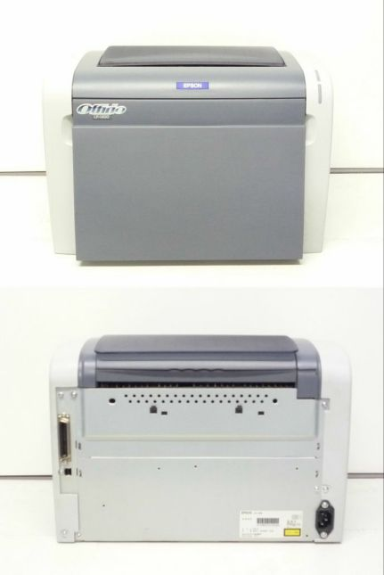 LP-1400 EPSON A4モノクロレーザープリンタ 約1万枚【中古】【送料無料セール中! (大型商品は対象外)】