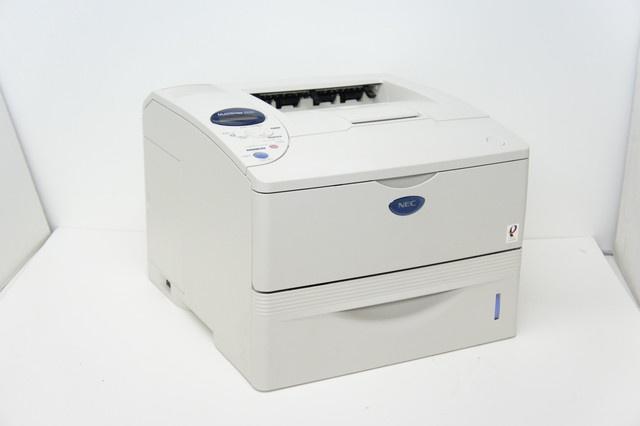 MultiWriter 1500N NEC A4モノクロレーザープリンタ 約1.9万枚 Windows 95/98対応【中古】【送料無料セール中! (大型商品は対象外)】
