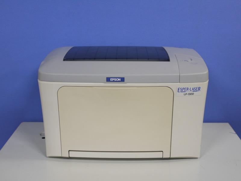 LP-1300 EPSON A4モノクロレーザープリンタ Windows 95/98対応 約9,600枚【中古】【送料無料セール中! (大型商品は対象外)】