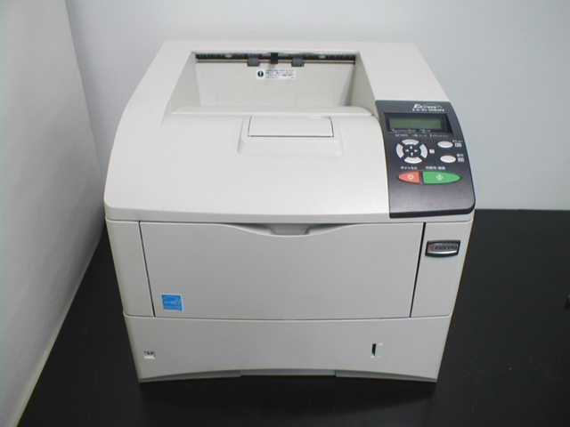 LS-3900DN 京セラ A4/Lan対応レーザープリンタ 約1.4万枚【中古】