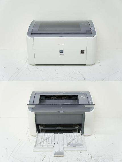 Canon LBP3000 A4モノクロレーザープリンタ 【中古】【送料無料セール中! (大型商品は対象外)】