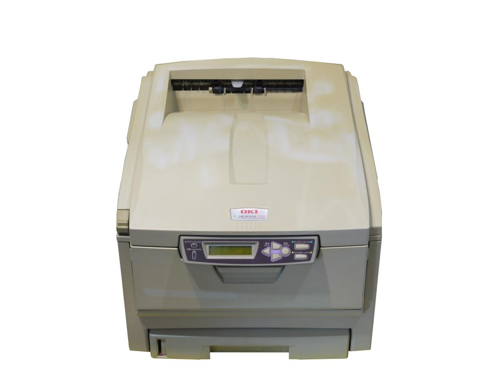 OKI MICROLINE 5400 A4カラーレーザープリンター 約3.2万枚【中古】【送料無料セール中! (大型商品は対象外)】