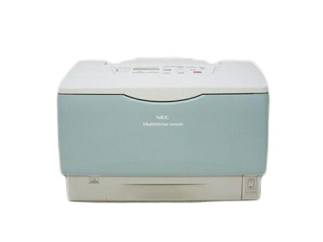 メーカー:NEC 発売日:2010年1月20日 MultiWriter 8450N NEC A3モノクロレーザープリンタ 約1.9万枚【中古】【送料無料セール中! (大型商品は対象外)】
