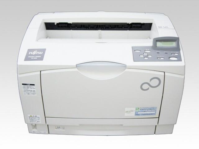 XL-9280 Fujitsu A3モノクロレーザープリンタ 約2.7万枚【中古】【送料無料セール中! (大型商品は対象外)】