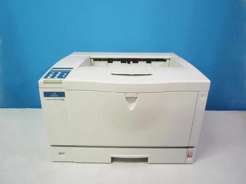 LP32E JDL A3モノクロレーザープリンター 11万枚 【中古】