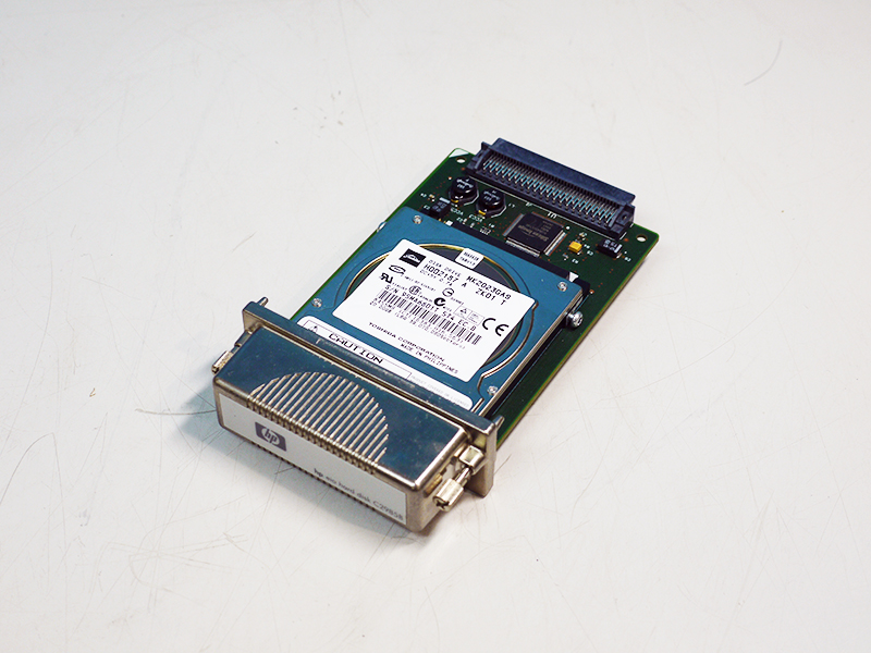 C2985B hp プリンタ用 EIOハードディスク 20GB LaserJet 5000/5000n等用【中古】【送料無料セール中! (大型商品は対象外)】
