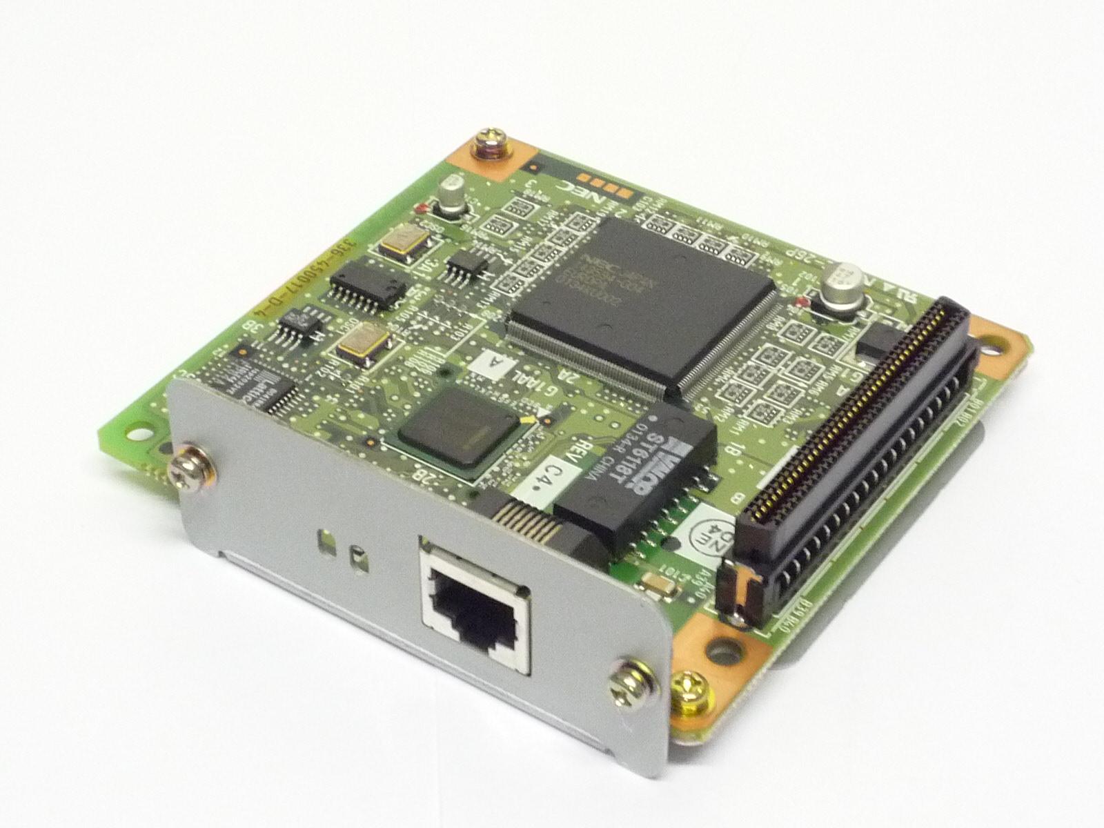 定価の67%OFF NEC PR-L2800-NP ネットワークカード 2800 MultiWriter2300 中古 信憑