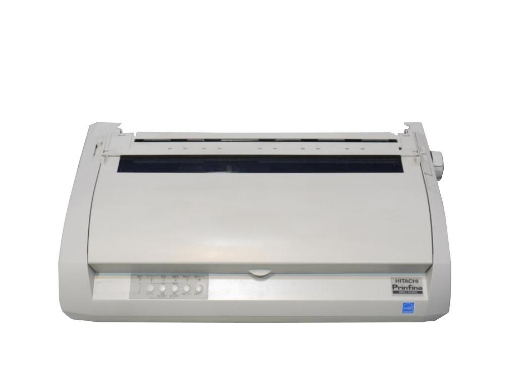 日立 HITACHI Prinfina IMPACT DX1080 (PC-PD1080) ドットプリンタ【中古】【送料無料セール中! (大型商品は対象外)】