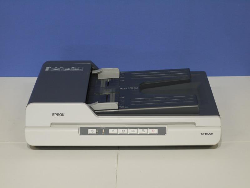 GT-D1000 EPSON 卓上型A4カラーイメージスキャナー ADF【中古】【送料無料セール中! (大型商品は対象外)】