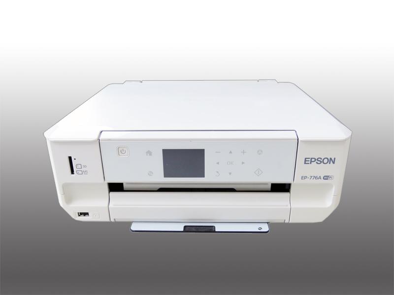 【IC70番インク対応】EP-776A EPSON A4インクジェット複合機 【中古】【送料無料セール中! (大型商品は対象外)】