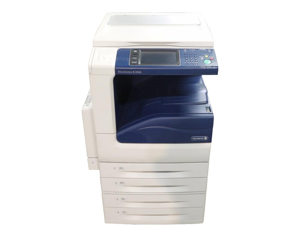 DocuCentre-IV 2060 FujiXerox A3モノクロレーザー複合機 コピー/プリント【中古】【送料無料セール中! (大型商品は対象外)】
