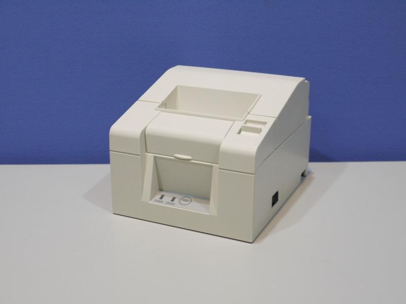富士通アイソテック FUJITSU FP-1100(FP-1100-LAN) 80mmサーマルプリンタ 有線LANモデル ホワイト【中古】【送料無料セール中! (大型商品は対象外)】