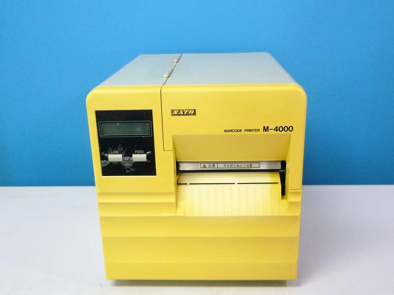 M-4000 SATO RS-232C接続 ラベルプリンタ 【中古】【送料無料セール中! (大型商品は対象外)】