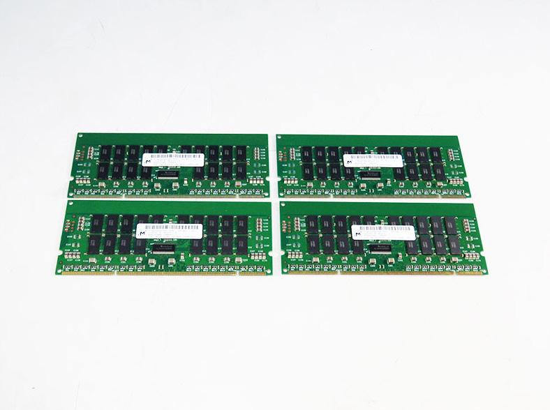 501-6173 X7063A Sun Microsystems 計4GB (1GBx4) PC100 100MHz ECC Registered 232pin Micron MT36LSDF64144G-75D4【中古】【送料無料セール中! (大型商品は対象外)】