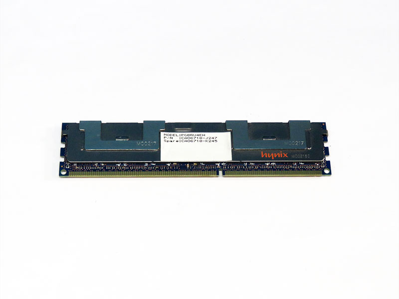 PGBRU4EH 富士通 4GB 拡張RAMモジュール DDR3 中古 Registered 期間限定の激安セール HMT151R7BFR4C hynix 1066 ブランド品