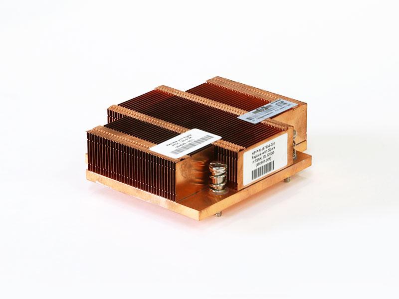 467904-001 HP ProLiant DL120 G5用 CPUヒートシンク 4穴ピッチ 65mm x 50mm/LGA775【中古】【送料無料セール中! (大型商品は対象外)】