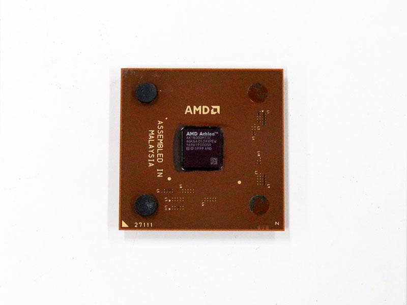 AMD Athlon XP 1800+ 1.5GHz/256KB/FSB 266MHz/Socket462/AX1800DMT3C【中古】【送料無料セール中! (大型商品は対象外)】