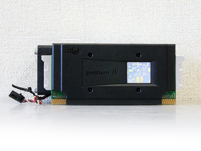 Intel Pentium III 550MHz/FSB 100MHz/L2 512KB/Slot1/Katmai/SL3F7 DELL CPUクーラー搭載【中古】【送料無料セール中! (大型商品は対象外)】