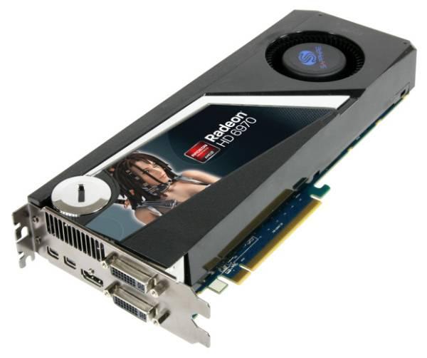 SAPPHIRE RADEON HD 6970 2GB 256BIT GDDR5 11187-00-40R 【中古】【送料無料セール中! (大型商品は対象外)】