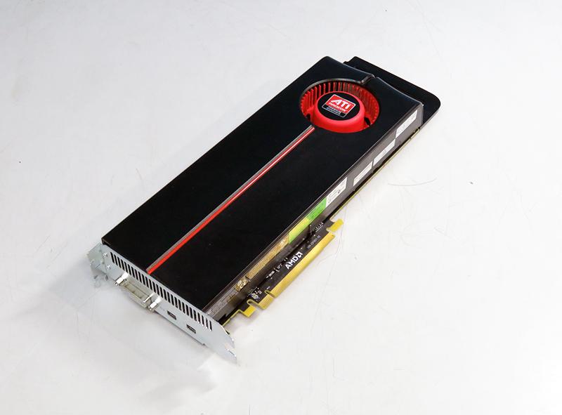 Apple Radeon HD5870 1GB DVI PCI Express 2.0 16x 102C0780100 639-0676 MacPro専用【中古】