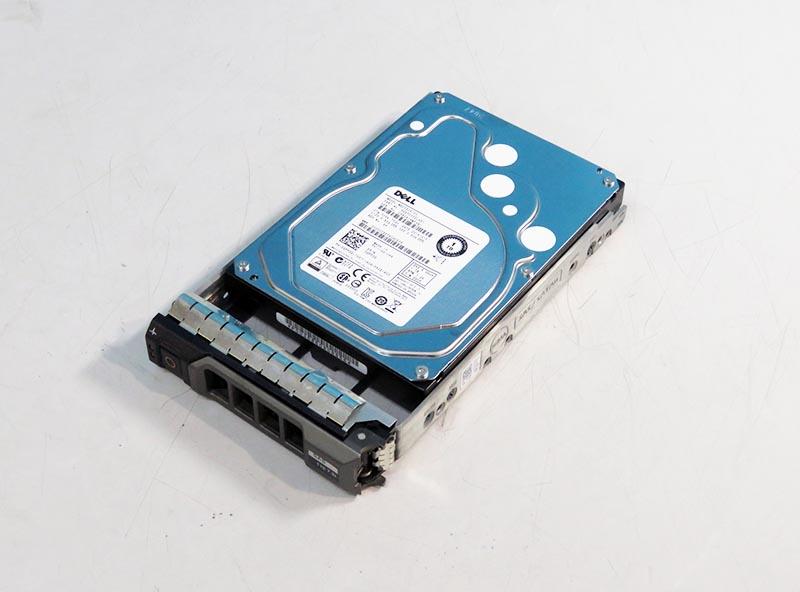 0GPP3G DELL 1TB 3.5インチ/SAS/7200rpm 東芝 MG03SCA100 マウンタ付き【中古】【送料無料セール中! (大型商品は対象外)】