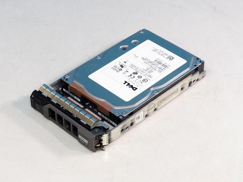 0T857K DELL 450GB 3.5インチ/SAS/15000rpm 日立 HUS156045VLS60 マウンタ付き【中古】【送料無料セール中! (大型商品は対象外)】