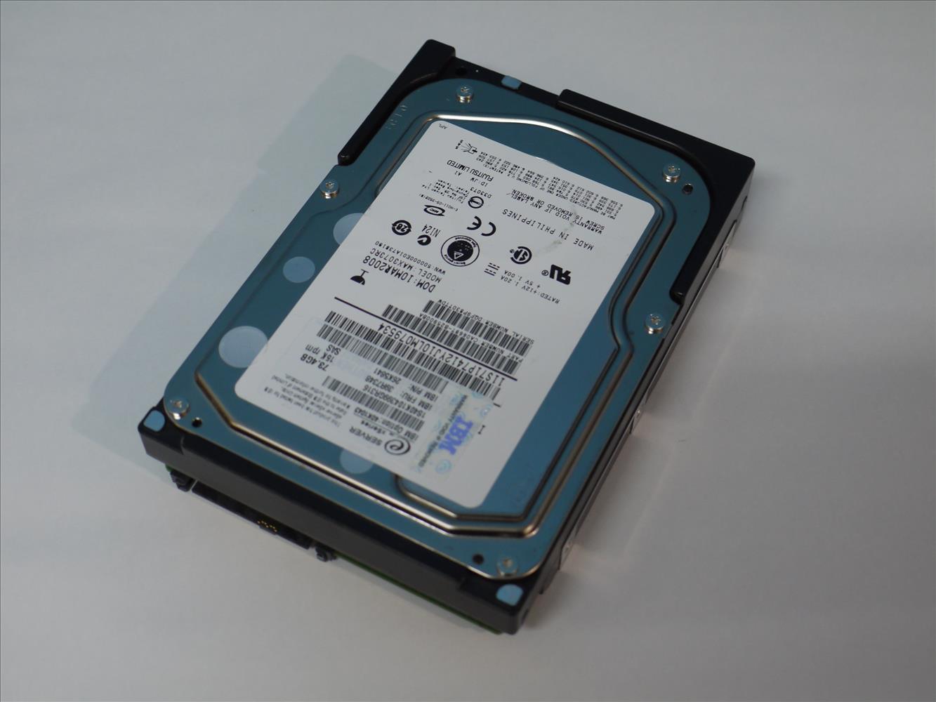 40K1049 IBM 73GB 15000rpm 3.5インチ SAS 3.0 Gbps 【中古】【送料無料セール中! (大型商品は対象外)】