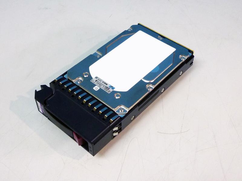 480528-001 HP 300GB 3.5インチ/SAS/15000rpm 375874-014 HGS-HUS154530VLFS0 マウンタ付き【中古】【送料無料セール中! (大型商品は対象外)】